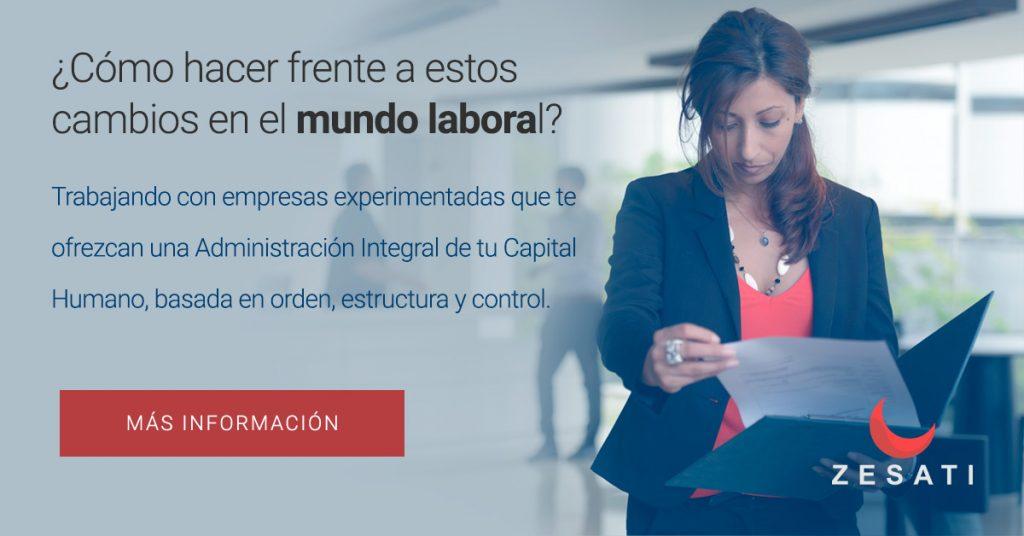 Administración Integral de Capital Humano ante la Reforma de Subcontratación o Outsourcing en México.